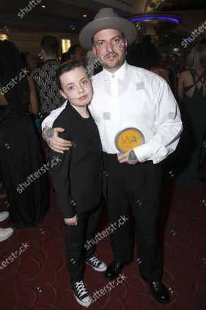 Lewin Lloyd and Jamie Lloyd