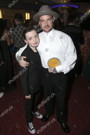 Stock Picture of Lewin Lloyd and Jamie Lloyd