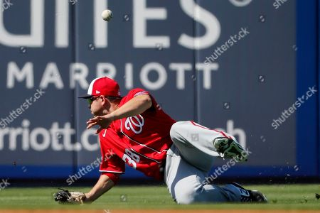 Editorial photo of Nationals Mets Spring Baseball, Port St. Lucie, USA - 01 Mar 2020