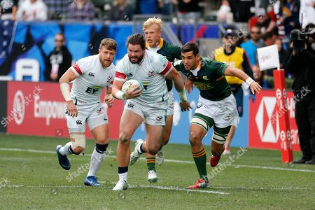 Editorial picture of Los Angeles Sevens Rugby, Carson, USA - 01 Mar 2020