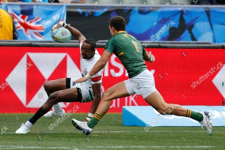 Editorial image of Los Angeles Sevens Rugby, Carson, USA - 01 Mar 2020