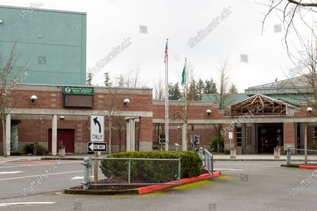 Editorial image of Coronavirus in Washington State, Kirkland, USA - 01 Mar 2020