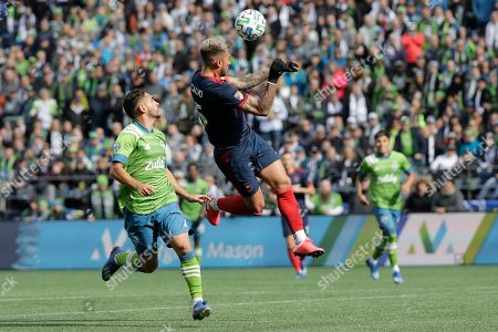 Editorial picture of MLS Fire Sounders Soccer, Seattle, USA - 01 Mar 2020