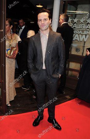 Stock Picture of Andrew Scott