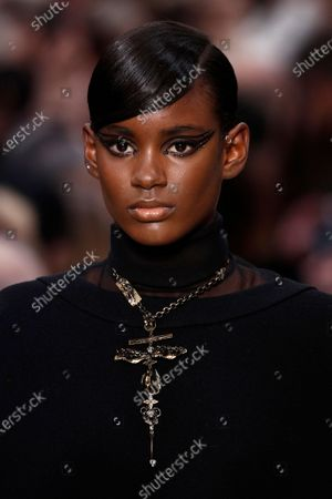 Editorial picture of Valentino - Runway - Paris Fashion Week Women's FW 20/21, France - 01 Mar 2020