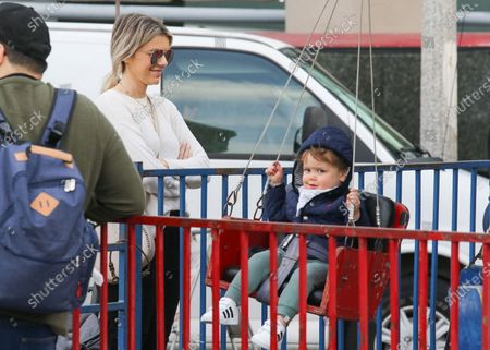 Editorial picture of Ali Fedotowsky out and about, Los Angeles, USA - 01 Mar 2020