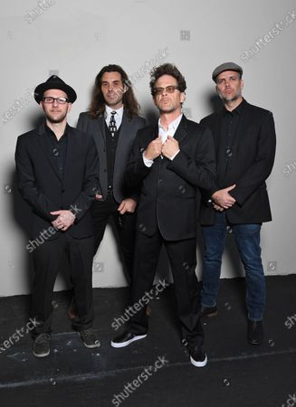 Amir Tal, Tom Coughter, Jason Newsted and Rob Tucker