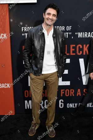 Editorial image of 'The Way Back' film premiere, Arrivals, Regal LA Live, Los Angeles, USA - 01 Mar 2020