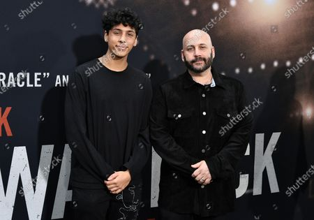 Editorial picture of 'The Way Back' film premiere, Arrivals, Regal LA Live, Los Angeles, USA - 01 Mar 2020
