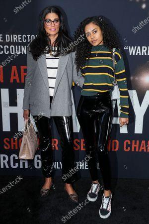 Editorial image of 'The Way Back' film premiere, Arrivals, Regal LA Live, Los Angeles, USA - 01 Mar 2020