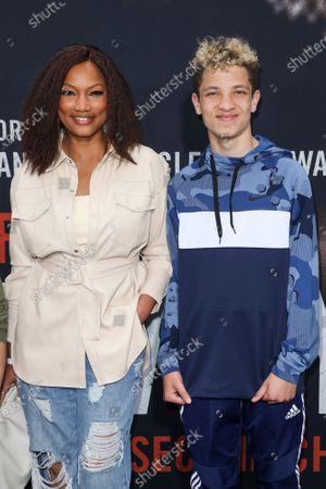 Editorial photo of 'The Way Back' film premiere, Arrivals, Regal LA Live, Los Angeles, USA - 01 Mar 2020
