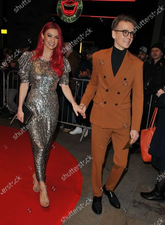 Editorial image of Whats On Stage Awards, Prince of Wales Theatre, Arrivals, London, UK - 01 Mar 2020