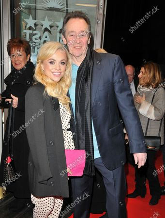 Stock Image of Sophie Isaacs and Paul Whitehouse