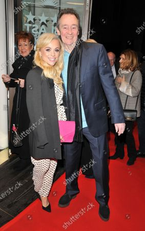 Editorial photo of Whats On Stage Awards, Prince of Wales Theatre, Arrivals, London, UK - 01 Mar 2020