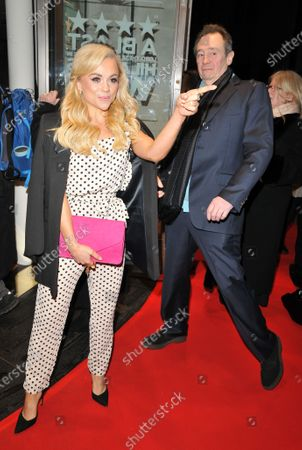 Sophie Isaacs and Paul Whitehouse
