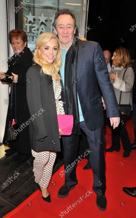 Stock Picture of Sophie Isaacs and Paul Whitehouse