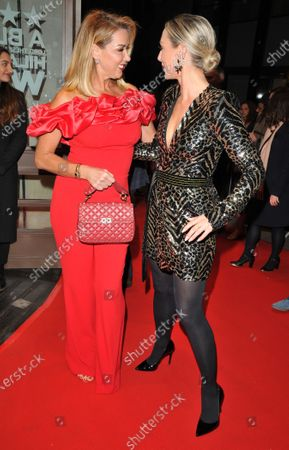 Stock Photo of Claire Sweeney and Faye Tozer