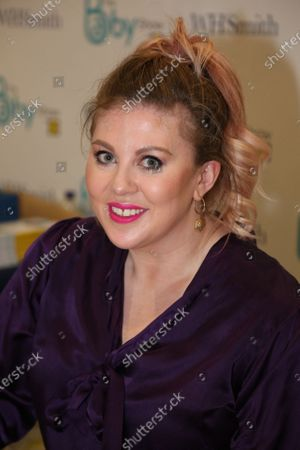 Stock Picture of Louise Pentland