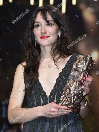 Editorial image of 45th Cesars Awards, Show, Paris, France - 28 Feb 2020