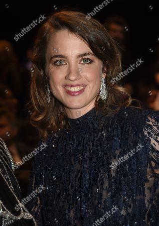 Stock Picture of Adele Haenel