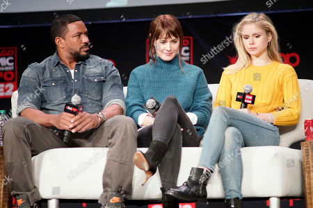 Editorial photo of 2020 C2E2 - Day 3 - The Boys Cast Q&A, Chicago, USA - 01 Mar 2020