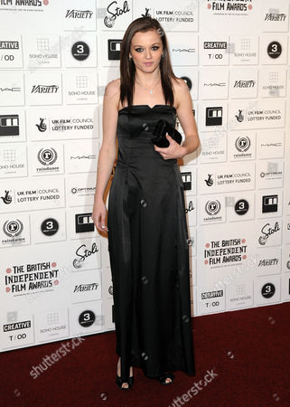 Editorial photo of The British Independent Film Awards, The Brewery, London, Britain - 06 Dec 2009