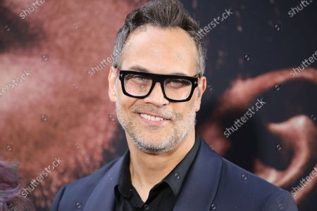 Todd Stashwick arrives at the premiere of The Way Back at the Regal LA Live in Los Angeles, California, USA, 01 March 2020.