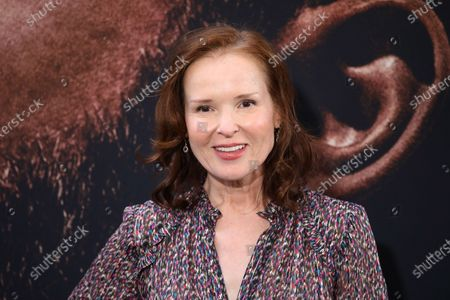 Jennifer Todd arrives at the premiere of The Way Back at the Regal LA Live in Los Angeles, California, USA, 01 March 2020.