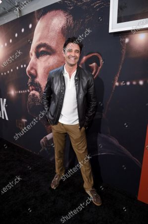 Stock Picture of Gilles Marini