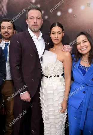 Editorial photo of Warner Bros. 'The Way Back' film premiere, Arrivals, Regal LA Live, Los Angeles, USA - 01 Mar 2020