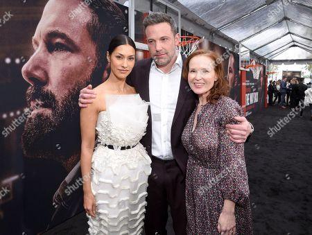 Editorial picture of Warner Bros. 'The Way Back' film premiere, Arrivals, Regal LA Live, Los Angeles, USA - 01 Mar 2020