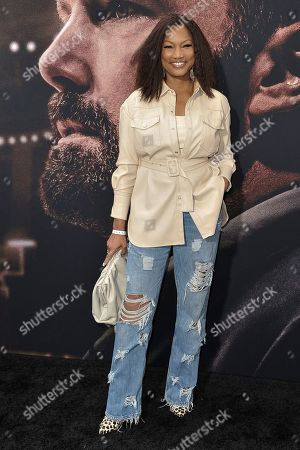 "Garcelle Beauvais attends the LA premiere of ""The Way Back"" at Regal Cinemas, in Los Angeles"