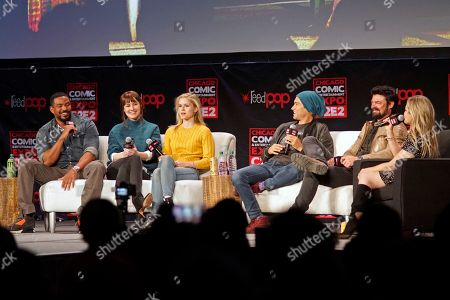 Editorial picture of 2020 C2E2 - Day 3 - The Boys Cast Q&A, Chicago, USA - 01 Mar 2020