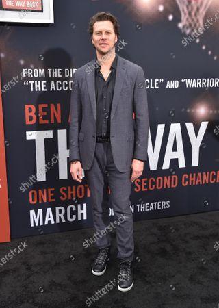Editorial photo of 'The Way Back' film premiere, Arrivals, Regal LA Live, Los Angeles, USA - 01 Mar 2020