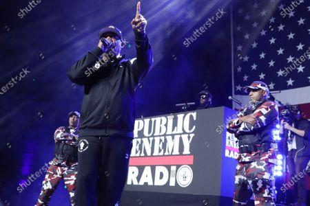 Chuck D of Public Enemy