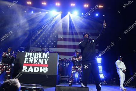 Chuck D from Public Enemy Radio