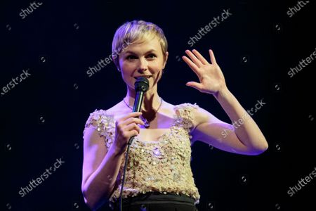 Stock Photo of Kat Edmonson