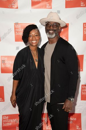 Jenisa Garland and Isiah Washington