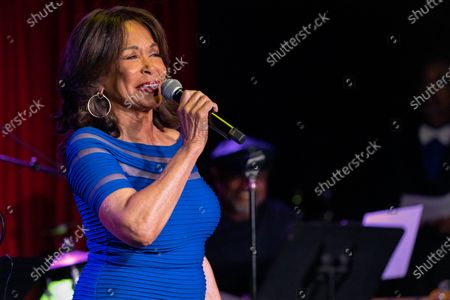 Editorial image of 'A Tribute To Motown Songwriter Marilyn McLeod', Catalina Jazz Club, Los Angeles, USA - 01 Mar 2020