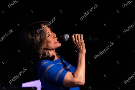 Editorial photo of 'A Tribute To Motown Songwriter Marilyn McLeod', Catalina Jazz Club, Los Angeles, USA - 01 Mar 2020