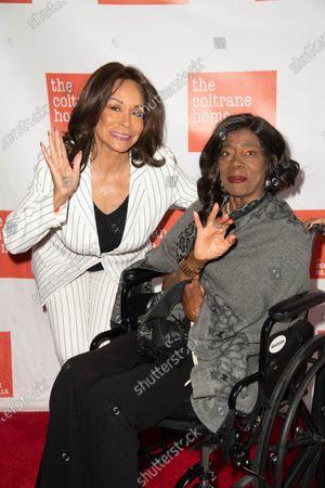 Freda Payne and Marilyn McLeod