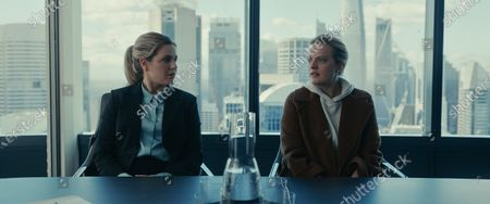 Harriet Dyer as Emily Kass and Elisabeth Moss as Cecilia Kass