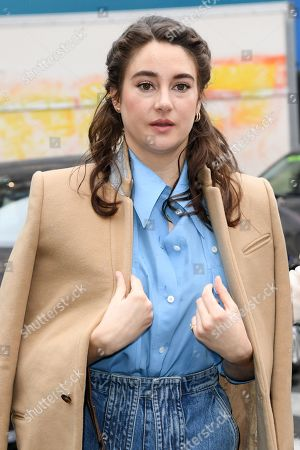 Stock Photo of Shailene Woodley