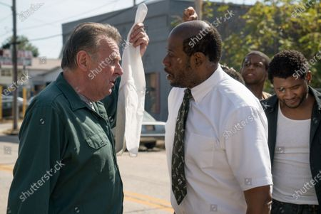 Tom Wilkinson as Tom Griffin, Forest Whitaker as Reverend Kennedy and Usher as Clarence Brooks