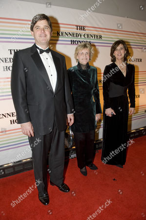 Dr. William (Kennedy) Smith, Jean Kennedy and Mrs.Ted Kennedy