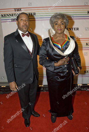 Grace Bumbry and guest