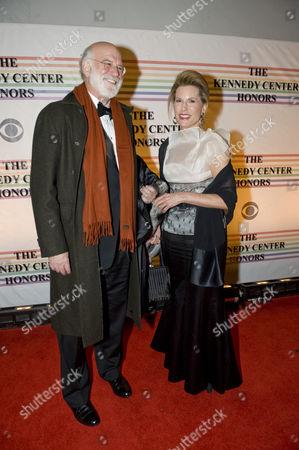 Amb Nancy Brinker and Gilchrest Berg