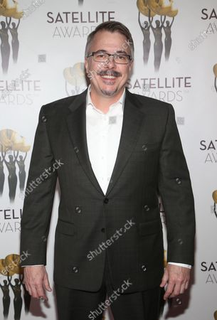 Stock Picture of Vince Gilligan