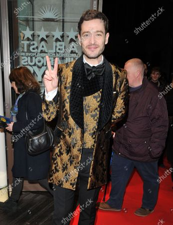 Editorial picture of WhatsOnStage Awards, London, UK - 01 Mar 2020
