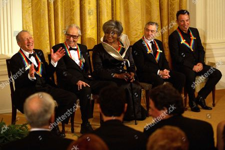 Editorial picture of The Kennedy Center Honors, Washington DC, America - 06 Dec 2009